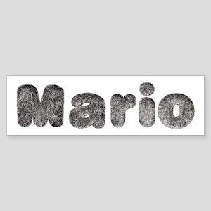 Mario Wolf Bumper Sticker