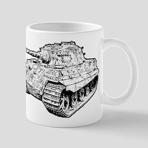 Tiger II Mugs