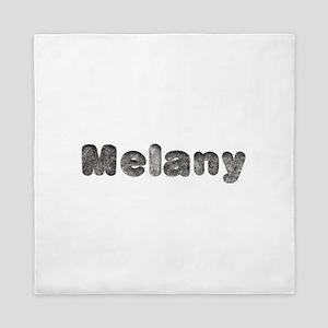 Melany Wolf Queen Duvet