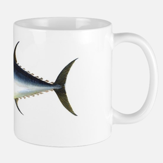 Bluefin Tuna illustration Mug