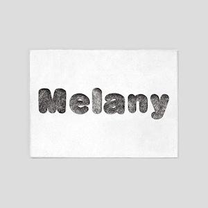 Melany Wolf 5'x7' Area Rug
