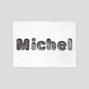 Michel Wolf 5'x7' Area Rug