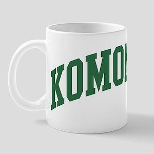 Komondor (green) Mug