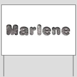 Marlene Wolf Yard Sign