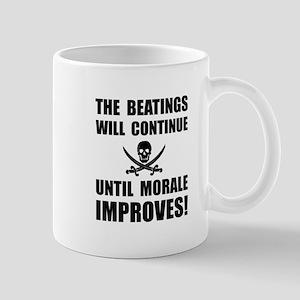 Beatings Morale Improve Mugs