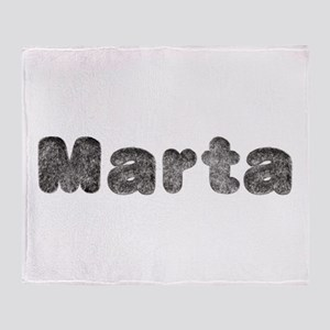 Marta Wolf Throw Blanket
