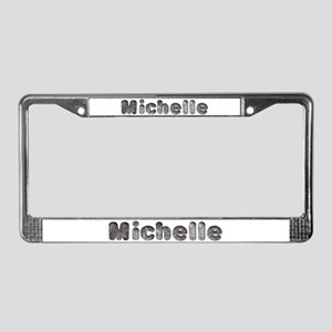 Michelle Wolf License Plate Frame