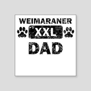 Weimaraner Dad Sticker