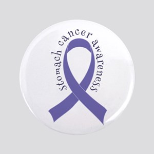 Stomach Cancer Ribbon Button