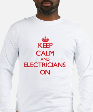ELECTRICIANS Long Sleeve T-Shirt
