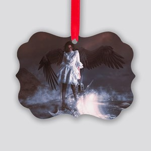 The Last Angel Ornament