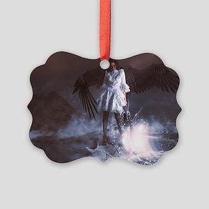 The Last Angel Ornament