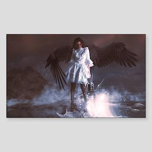 The Last Angel Sticker