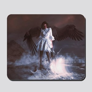 The Last Angel Mousepad