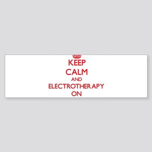 ELECTROTHERAPY Bumper Sticker