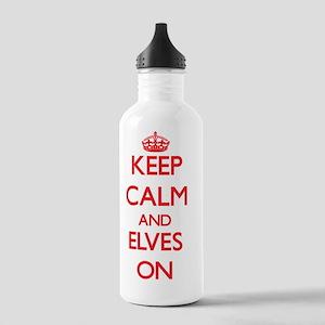 ELVES Stainless Water Bottle 1.0L