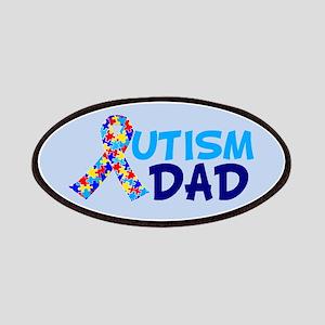 Autism Dad Blue Patch