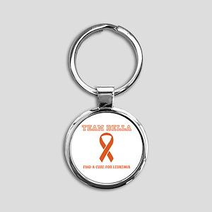 Team Bella  Round Keychain