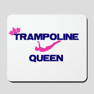 Trampoline Queen Mousepad