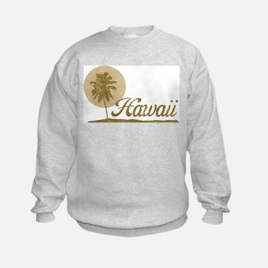 Palm Tree Hawaii Sweatshirt