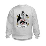 Yaxley Family Crest Kids Sweatshirt