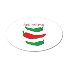 Hot Mama Wall Decal