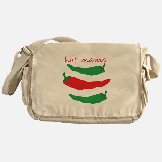 Hot Mama Messenger Bag