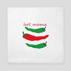 Hot Mama Queen Duvet