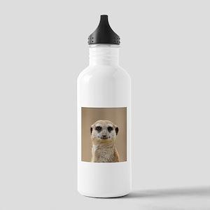 Meerkat_2015_0211 Stainless Water Bottle 1.0L