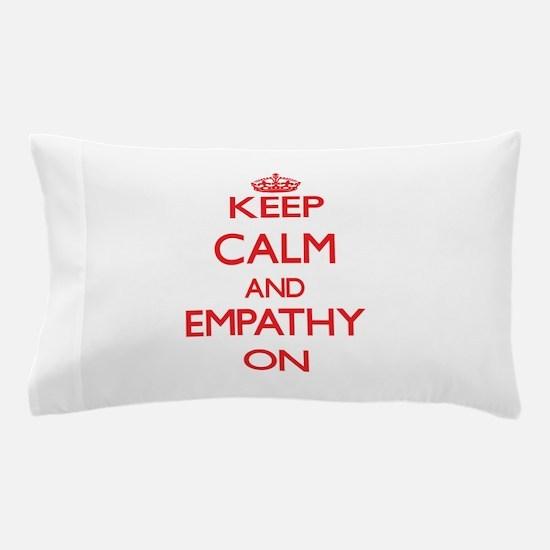 EMPATHY Pillow Case