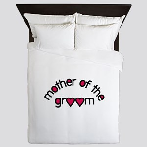 Mother Of The Groom Queen Duvet