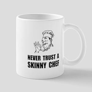 Skinny Chef Mugs
