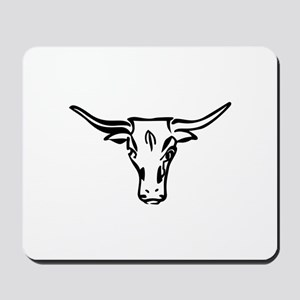 Longhorns Mousepad