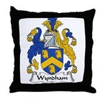 Wyndham Family Crest Throw Pillow