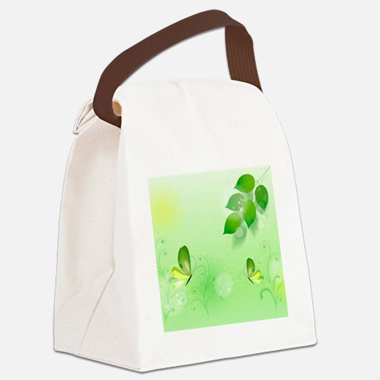 Nature Canvas Lunch Bag