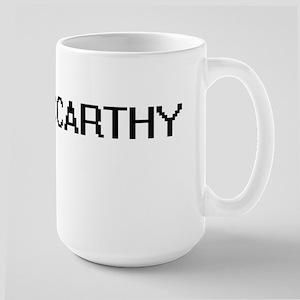 Mccarthy digital retro design Mugs