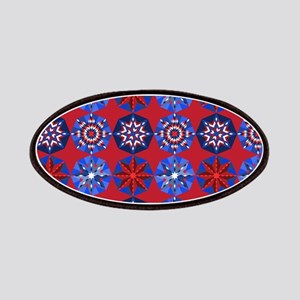 Red White & Blue Patch
