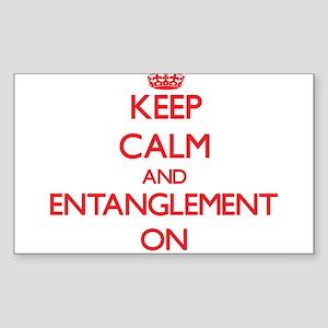 ENTANGLEMENT Sticker