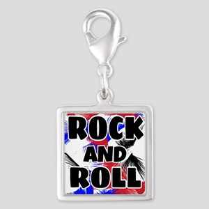 ROCK AND ROLL Charms