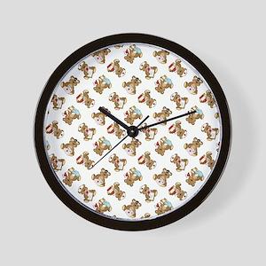 MEDICAL BEARS Wall Clock