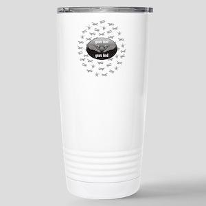 Personalized Aviation Travel Mug