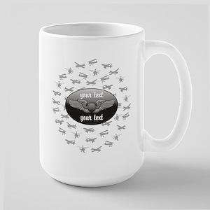 Personalized Aviation Mugs