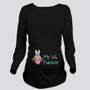 My 1st Easter Long Sleeve Maternity T-Shirt