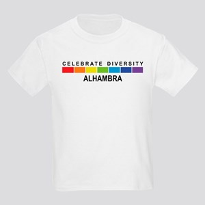 ALHAMBRA - Celebrate Diversit Kids Light T-Shirt