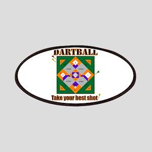 Dartball Board Patch