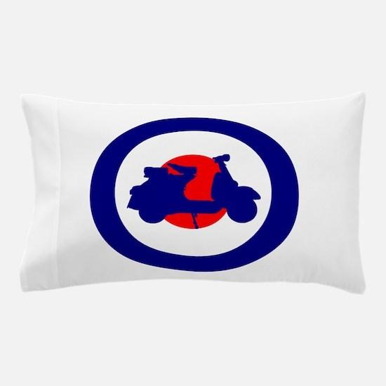 Mod Bulls Eye Pillow Case