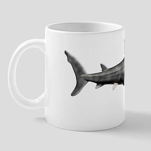 Shark Eating Leg Mug