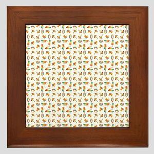 tiny Framed Tile