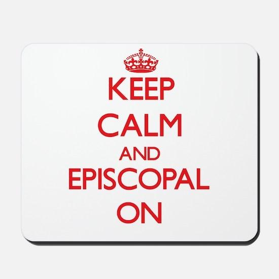 EPISCOPAL Mousepad