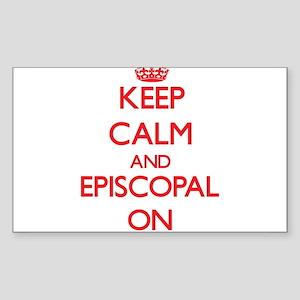 EPISCOPAL Sticker